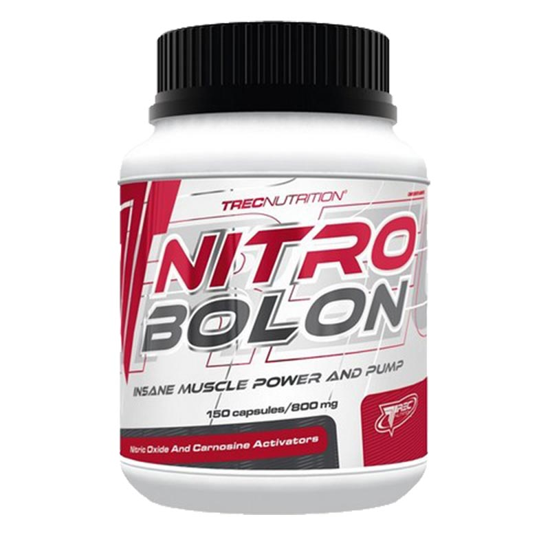 Nitrobolon em cápsulas