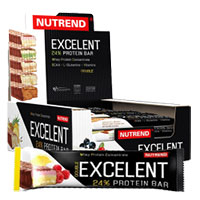 Excelent Protein Bar Double - 18x85g