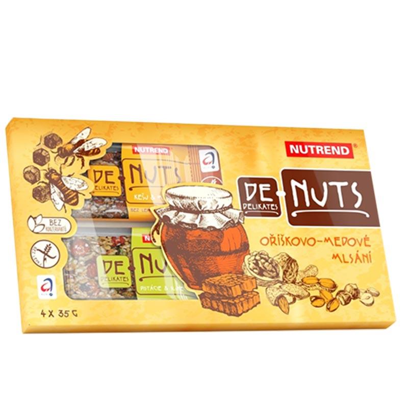 De Nuts Family 4x35g