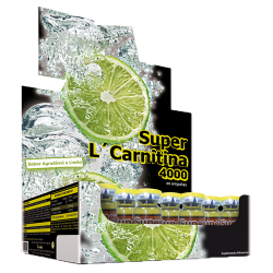 Super L-Carnitina 4000 - 20 Ampolas