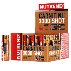 Carnitina 3000 Shot - 20x60ml