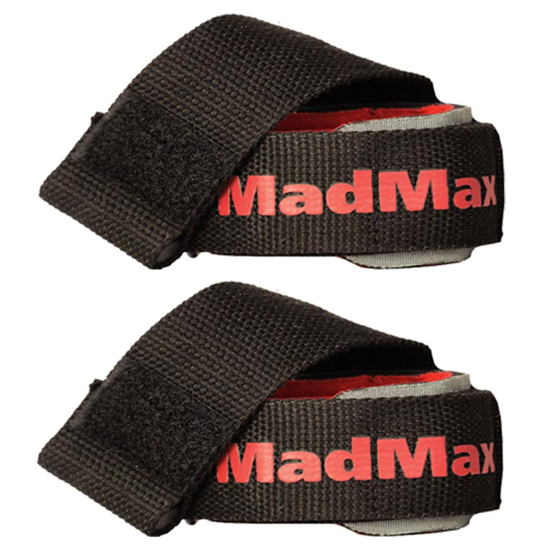 Fitas Straps com PIN da Madmax