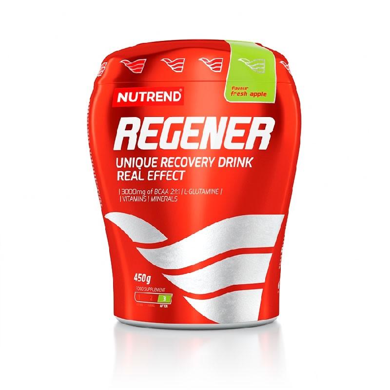 Nova Imagem da Fórmula Recuperadora Regener da Nutrend