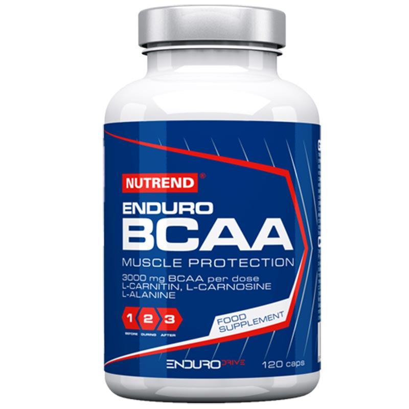 Nova Imagem - BCAA Enduro 120 cápsulas
