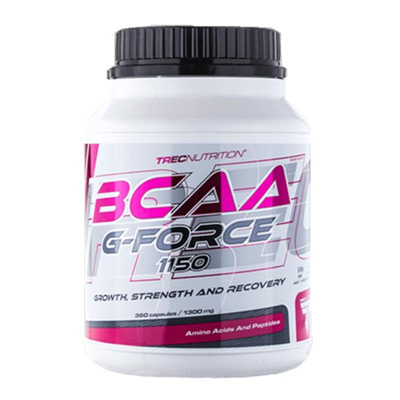 BCAA G-Force de 360 caps