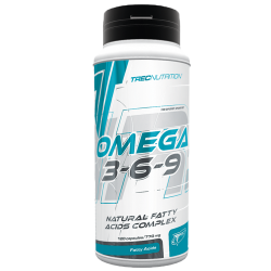 Omega 3-6-9 - 120caps