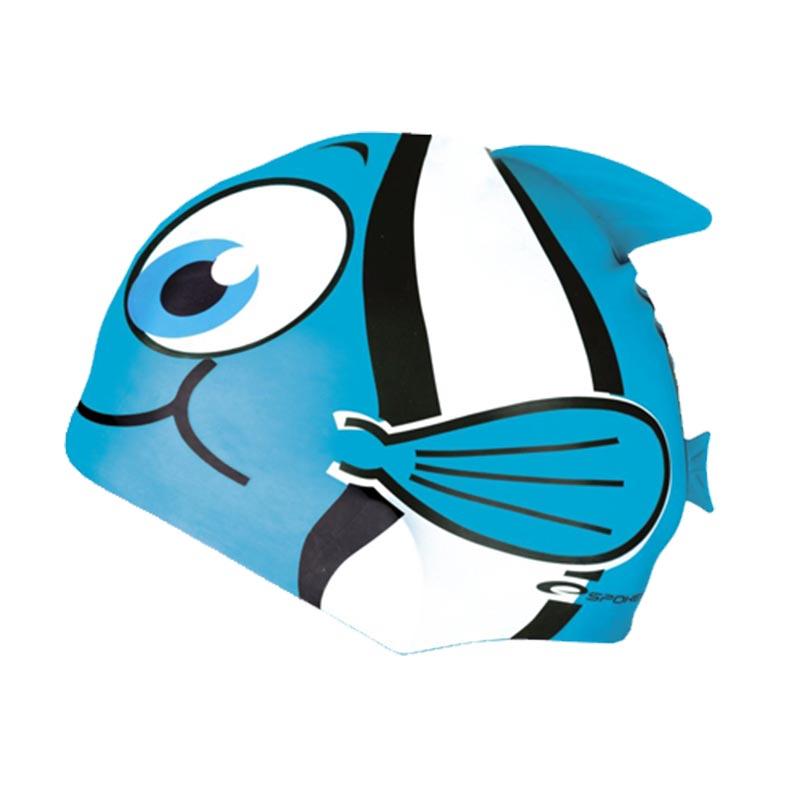 Touca de natação para Criança - Azul