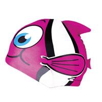 Touca de natação para Criança - Rosa