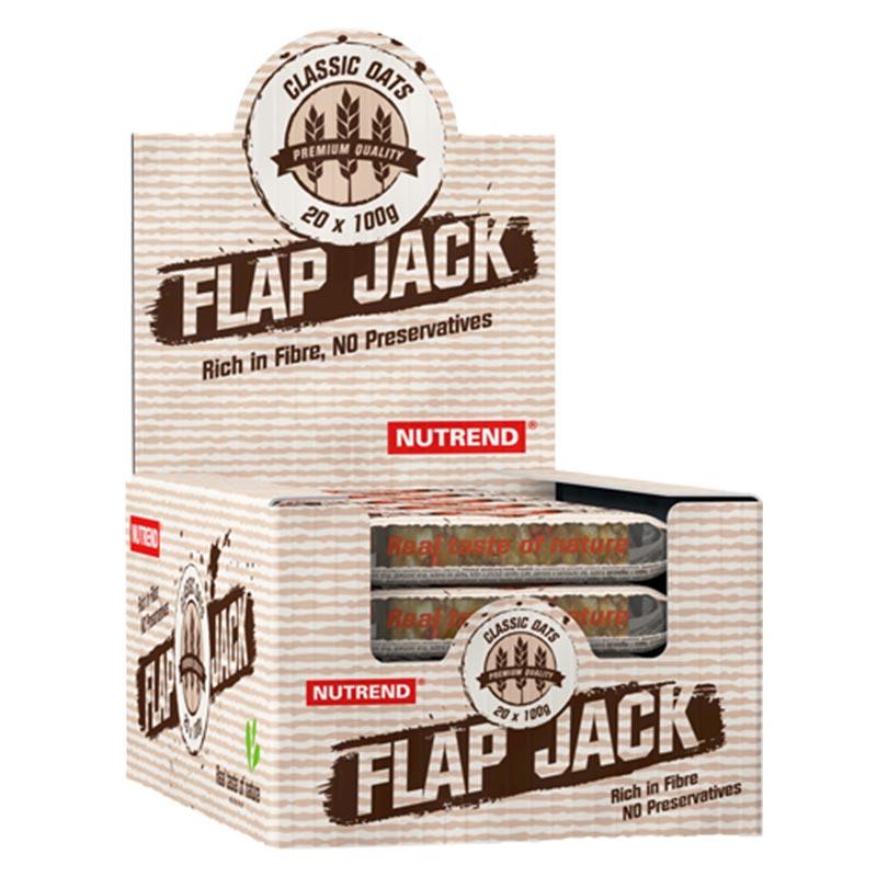 Caixa de 20 Barras FlapJack com 100g