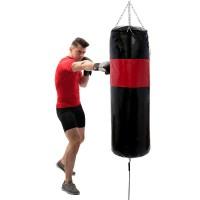 Saco de Boxe Reforçada 180x45cms