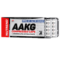 AAKG Compressed Caps - 120caps