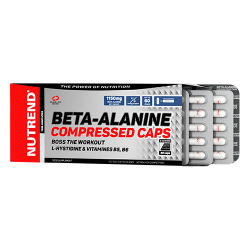 Beta-Alanina - 90caps