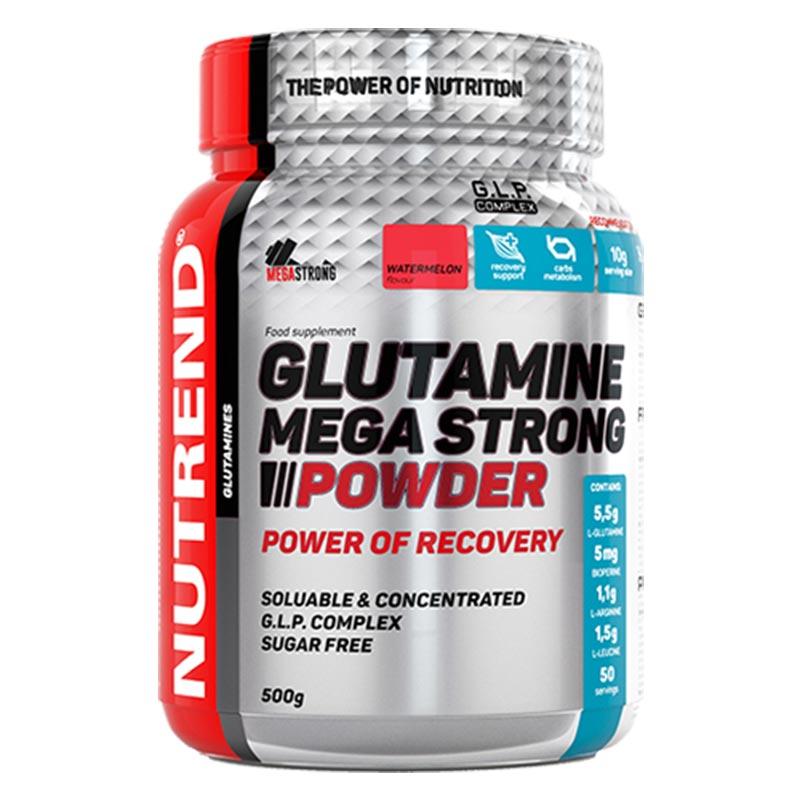 Fórmula de Glutamina Mega Strong 500g