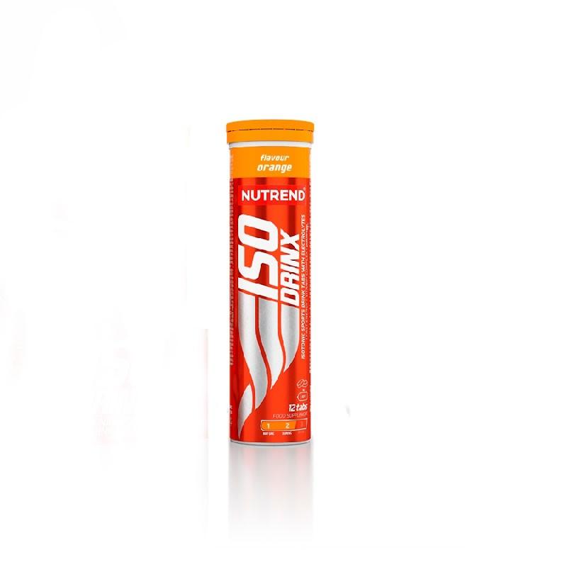 Bebida Energética Isodrinx em Pastilhas Efervescentes