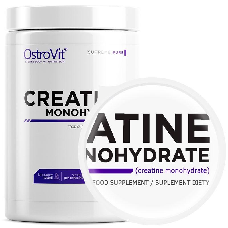 100% Pura Creatina Monohidrato