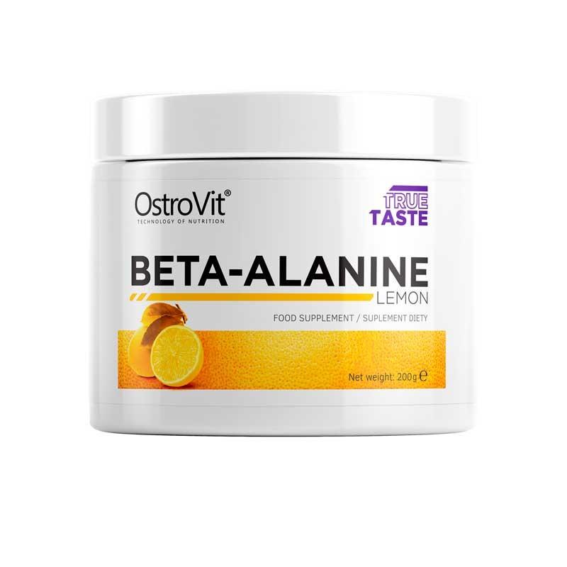 Beta-Alanina 200g Ostrovit sabor Limão