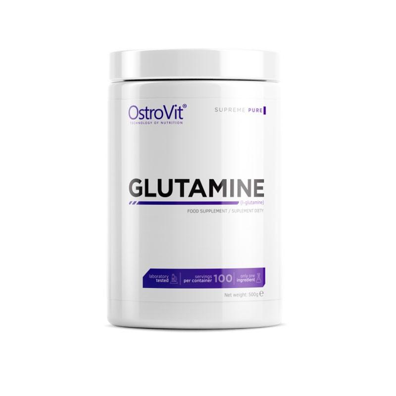Glutamina em pó