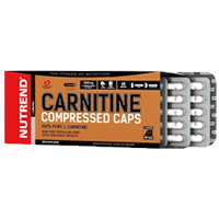 Carnitina Compress Caps - 120caps
