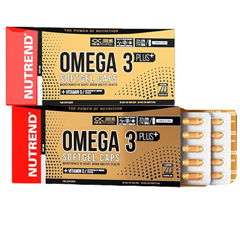 Omega 3 Plus 120 grageias