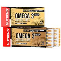 Omega 3 Plus - 120 drageias