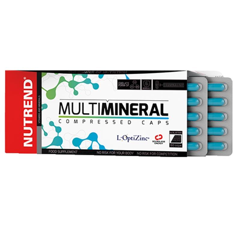 Multimeral cápsulas comprimidas