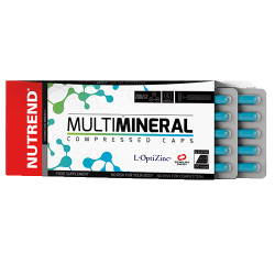 Multimineral Compress Caps - 60caps
