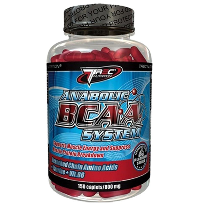 Anabolic BCAA System - 150comp
