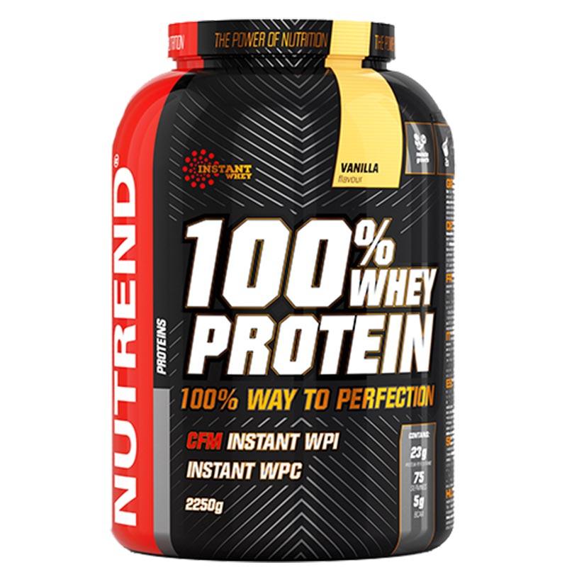 Proteína 100% Whey - Fórmula com pouca Espuma