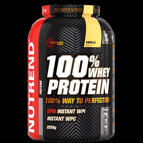 100% Whey Protein - 2250g