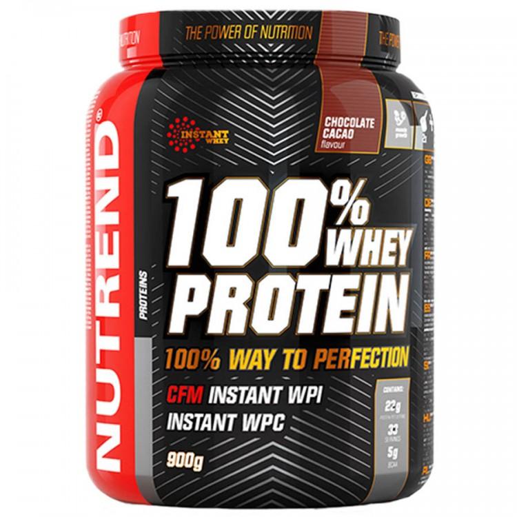 100% Whey Protein - 900g