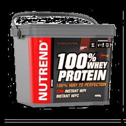 100% Whey Protein - 4000g