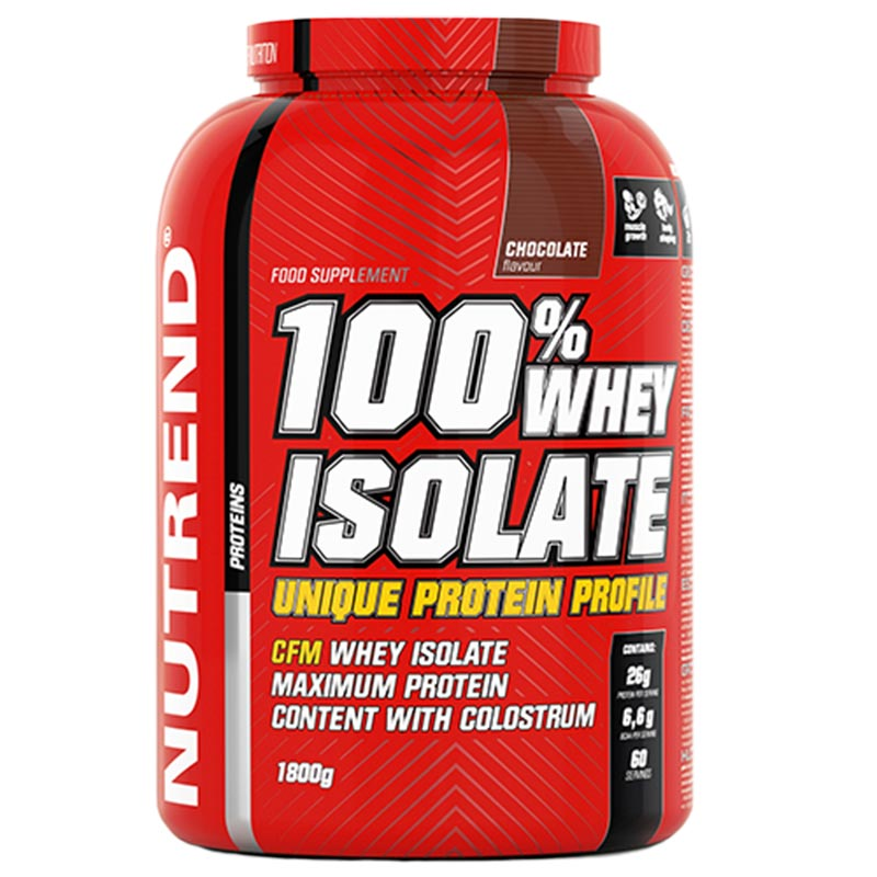 100 % Whey Isolate - 1800g