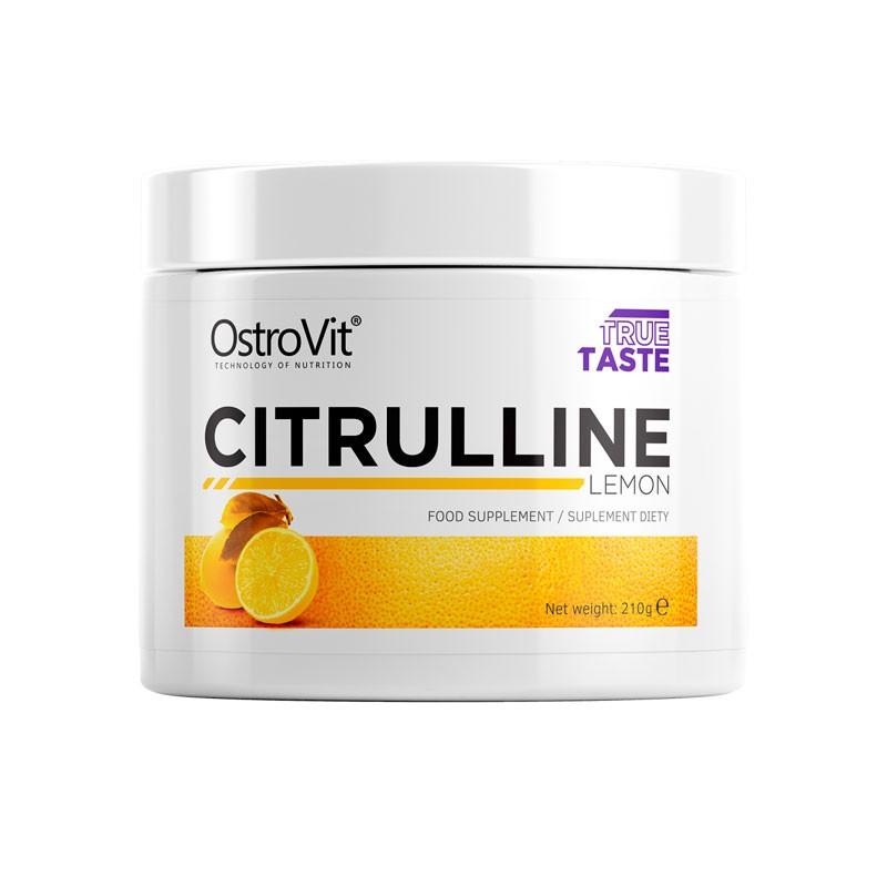 Citrulina Malato com 210g - Sabor Limão