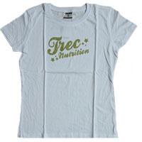 Tshirt TrecNutrition - branco