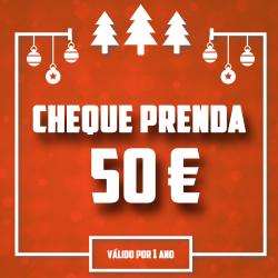 Cheque Prenda 50€