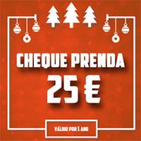 Cheque Prenda 25€