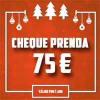 Cheque Prenda 75€
