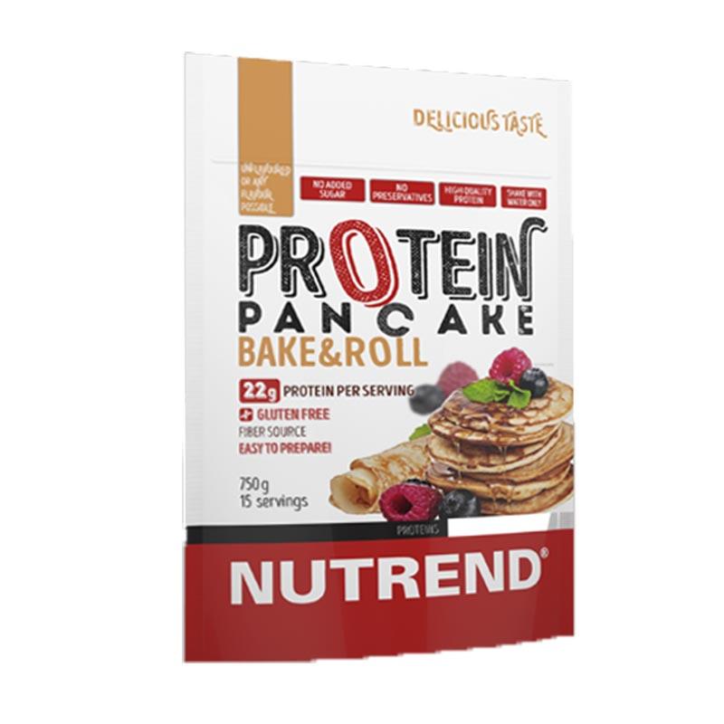 Panquecas de Proteína embalagem de 750g sem gluten