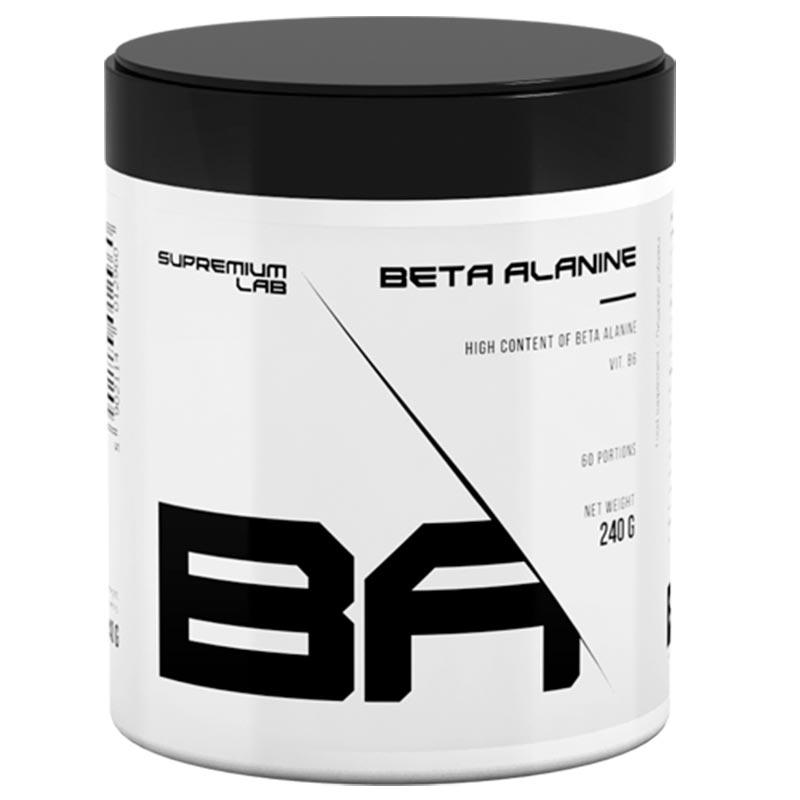 Beta Alanina pura com vitamina B6 da supremium Lab