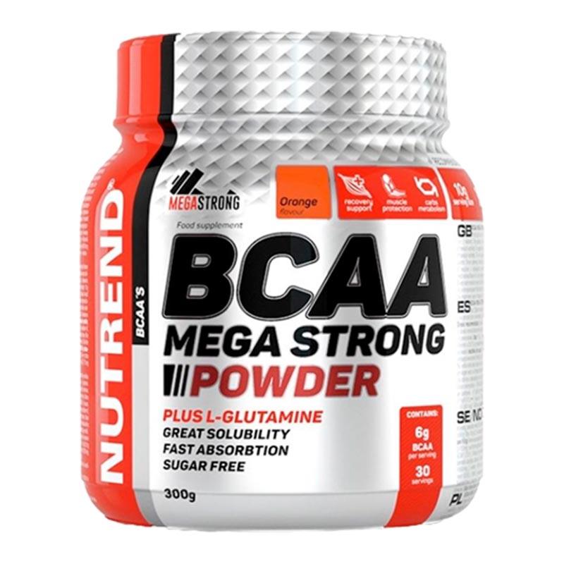BCAA instantâneo com glutamina - 300g
