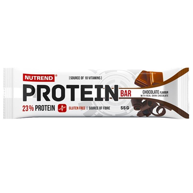 Barra de Proteína - Proteín Bar - 55g - Sabor Chocolate