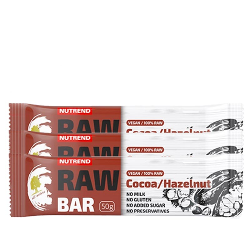 Pack de 3 unidades barras RAW