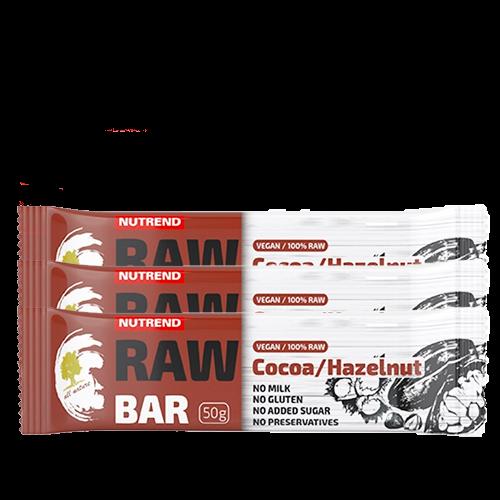 Pack de 3 unidades barras RAW