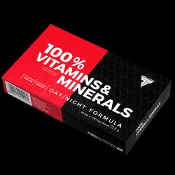 100% Vitaminas & Minerais - 60caps