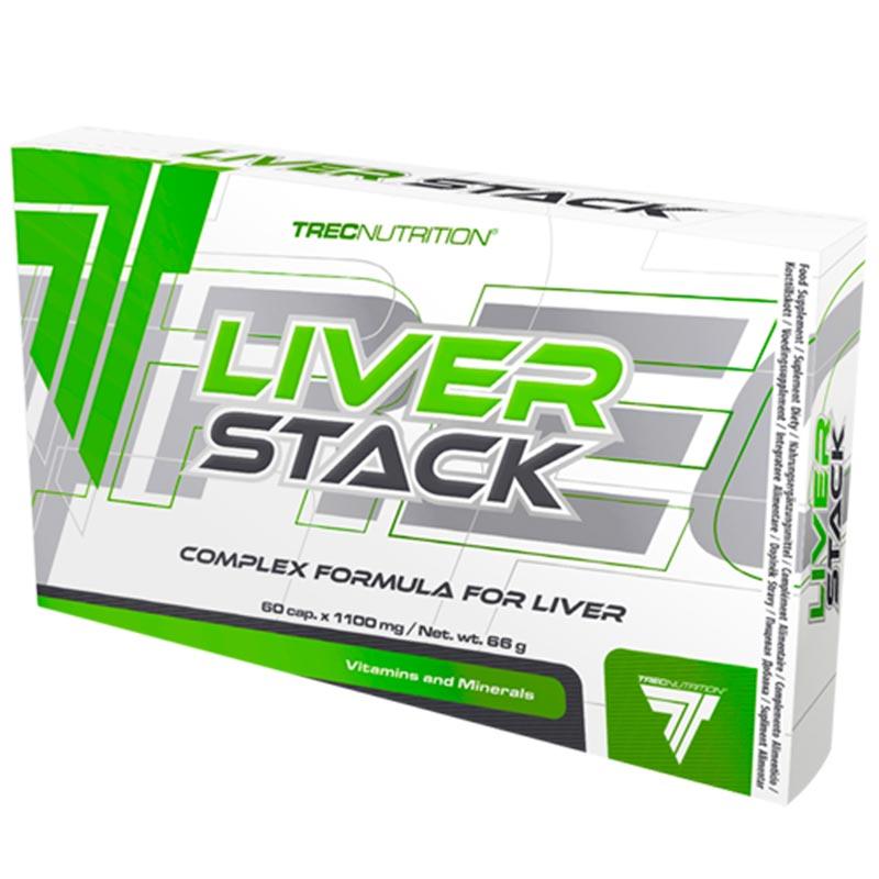 Liver Stack - Fórmula para o Figado 60caps