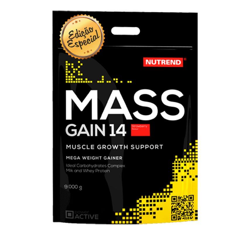 Mass Gain14 Edição Especial com 9000g