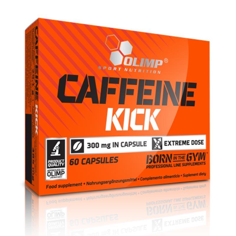 Cafeína Anidrica em Cápsulas - Caffeíne Kick