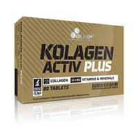 Colagénio Activ Plus Sport - 80 pastilhas