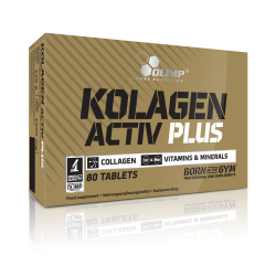 Colagénio Activ Plus Sport Edition - 80comp