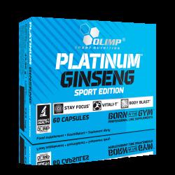 Platinum Ginseng Sport Edition - 60caps